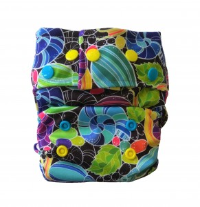 Little Birds Diapers, Kieszonka OS Classic