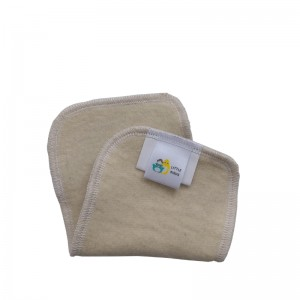 Little Birds Diapers, Long booster konopny
