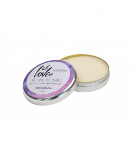 We Love The Planet, Dezodorant w kremie Lovely Lavender Naturalny 48g